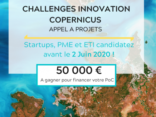 Copernicus Innovation Challenges