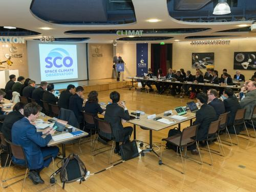 The SCO at the service of the climate